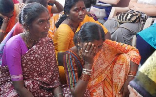 India Undercaste – food for human traffickers