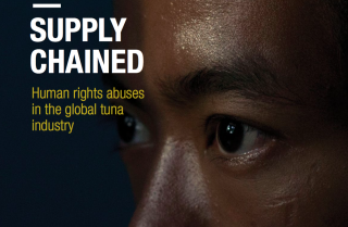 Supply Chained - dirty secret of the tuna industry