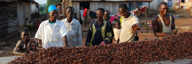 Are Child Slaves Making Your Chocolate?